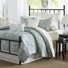 amazon com harbor house chelsea paisley comforter set queen