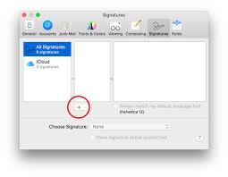 I Messed Up My Signature - how to make an html signature in apple mail for el capitan os x 10 11
