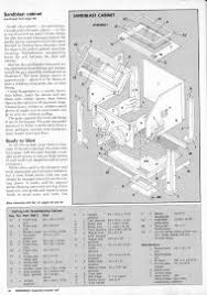 Sandblast Cabinet Parts Cd 01