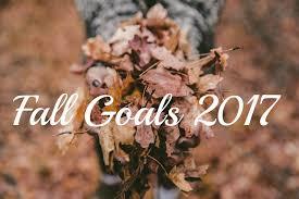 unspoken spells fall goals twenty seventeen
