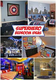 Batman Boys Bedroom Superhero Bedroom Ideas Superhero Bedrooms And Room