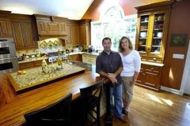homeowners order new kitchens prepared just the way they like it