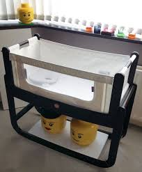Bed Side Cribs Snüzpod Bedside Crib Review The 3 In 1 Bedside Co Sleeping Crib