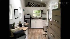 Tinyhometour Amazing Beautiful Midcentury Modern Tiny Home Youtube