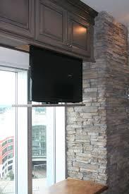 kitchen tv ideas tv in kitchen cabinet rhodeislandkitchen home