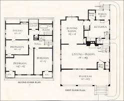 colonial floor plan keith s magazine 1912 colonial house residential