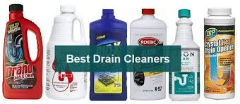 Clean Kitchen Sink Drain by 10 Best Drain Cleaners For Toilets Bathroom And Kitchen Sinks