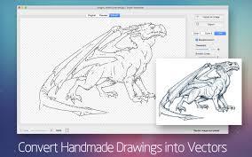 sketch para mac vectorize image on mac vectorizer 2