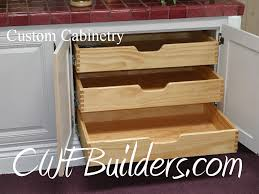 woodwork cabinet making drawers pdf plans dad projects