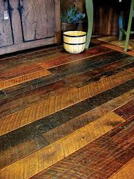 log floor flooring options for log timber frame homes