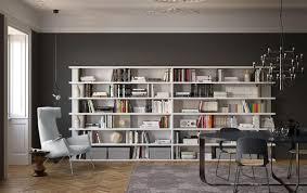 Free Standing Bookcases Free Standing Bookcase Ideal For Modern Environments Idfdesign