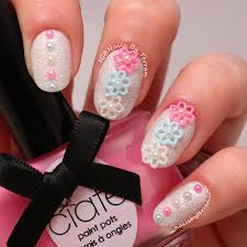 september nail artist of the month nails by terran the little