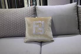 crystal diamond cushion new design throw pillow for home