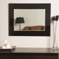 bathroom mirror modern frameless bathroom vanity mirrors lowe u0027s