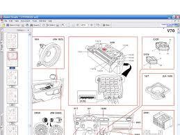volvo s90 dash wiring diagram volvo wiring diagram and schematics