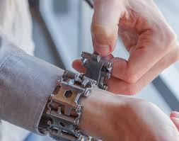 leatherman bracelet tool images The leatherman tread bracelet is a travel friendly wearable multi jpg