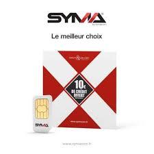 carte sim bureau de tabac exclusif lancement des cartes sim syma de la nouvelle génération