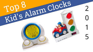 8 best kid u0027s alarm clocks 2015 youtube