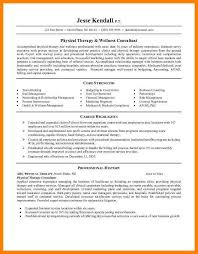 physical therapist resume 7 physical therapist resume sle letter adress