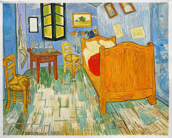 vincent van gogh bedroom vincent s bedroom in arles 1889 vincent van gogh paintings