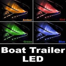submersible led boat trailer lights 25ft led trailer tail light set kit submersible water proof boat