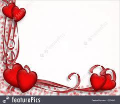 valentine valentine day heart template happy valentines stock
