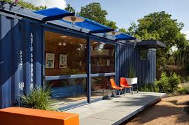 24 breathtaking homes made from 1800 shipping containers