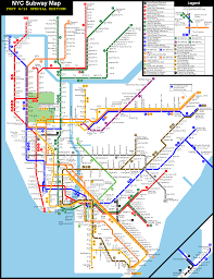 Subway Nyc Map Image Awod Nyc Subway Map Post 8 12 Png Alternative History