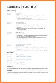 sample resume for teller objectives resumes design resume for bank teller 12 bank teller