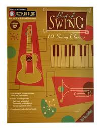 best of swing hal leonard jazz play along best of swing thomann luxembourg