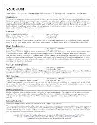 nanny duties resume resume sample for nanny unforgettable full time nanny resume
