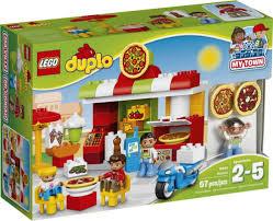 10834 lego duplo pizzeria by lego systems inc 673419264563