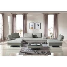 Modern Gray Leather Sofa Light Grey Leather Sofa Set Cross Jerseys