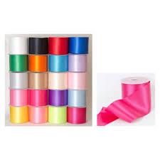 sash ribbon satin sash ribbon 100mm 4inch royal blue 1m and