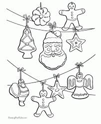 pictures of christmas ornaments to color babsmartin com