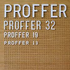 peg board peg board letters and numbers proffer ltd