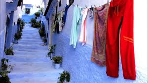 The Blue City Morocco by Chefchaouen The Blue City Of Morocco Youtube