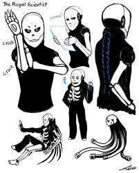cybergaster sketches by apex knight understeam cybertale