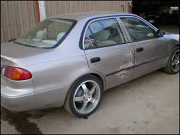 1998 toyota corolla tire size best 25 corolla 1999 ideas on