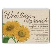 brunch invites purple floral jar wedding brunch invites paperstyle
