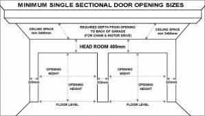 2 car garage door dimensions garage door the outrageous nice single car garage door