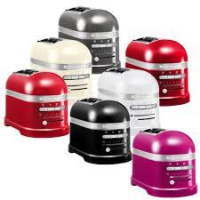 Kitchenaid 4 Slice Toaster Red Artisan 2 Slice Automatic Toaster 5kmt2204 Kitchenaid New