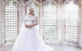 plus wedding 100 gorgeous plus size wedding dresses hi miss puff
