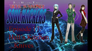 let u0027s play soul hackers episode 17 hell u0027s kitchen knives youtube