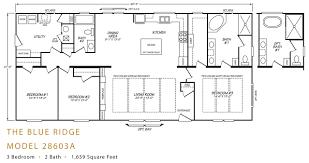 home the blue ridge sc28603a showcase mw floor plan