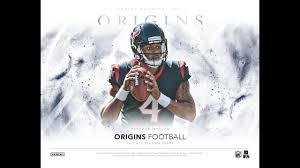 2017 panini origins nfl football cards youtube