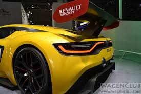 renault sport rs 01 top speed renault sport rs 01 gt racer 2016 auto expo wagenclub blog