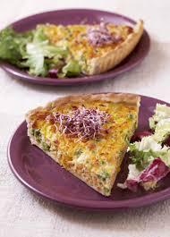 legumes cuisine tarte aux légumes et truite fumée les meilleures recettes de