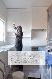 best paint sprayer for painting kitchen cabinets everything you wanted to about painting with a sprayer