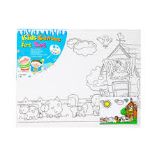 Halloween Decorations Reject Shop by Kids Canvas Art Set Craft Stationery All Products The